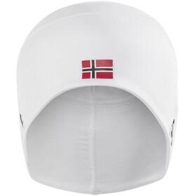 Odlo Polyknit Fan Warm Hat white-norwegian flag